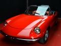 Alfa Romeo Spider 1600 rossa - ClassicheAuto 1
