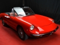 Alfa Romeo Spider 1600 rossa - ClassicheAuto 18