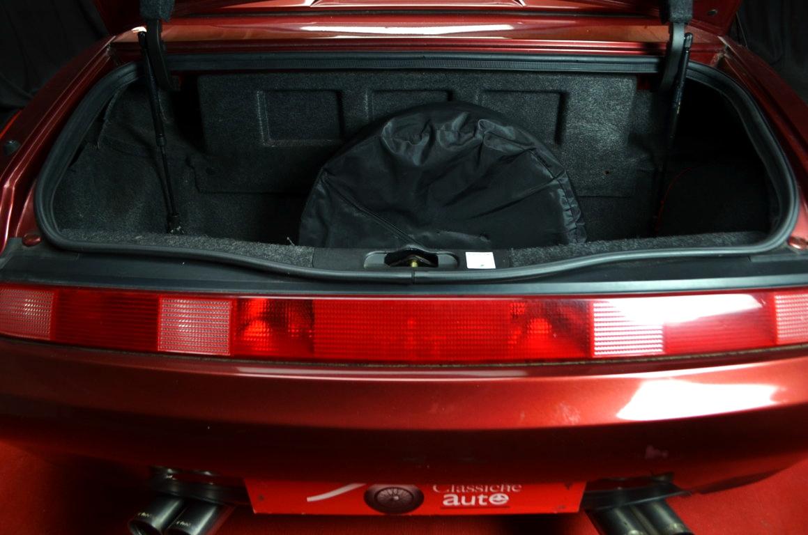 Alfa Romeo Spider 916 bordeaux - ClassicheAuto 29