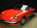 Alfa Romeo Spider III serie rossa 1