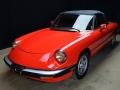 Alfa Romeo Spider III serie rossa 11