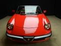 Alfa Romeo Spider III serie rossa 7