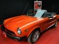 Fiat 124 Spider 1.8 cc arancio - ClassicheAuto 1