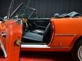 Fiat 124 Spider 1.8 cc arancio - ClassicheAuto 11