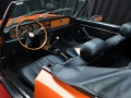 Fiat 124 Spider 1.8 cc arancio - ClassicheAuto 12