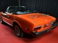 Fiat 124 Spider 1.8 cc arancio - ClassicheAuto 9