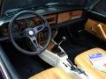 Fiat 124 Spider blu 2.0 cc - Classicheauto 8