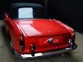 Fiat 1500 Cabriolet rossa - ClassicheAuto 12