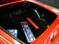 Fiat 1500 Cabriolet rossa - ClassicheAuto 13