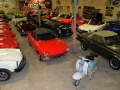 Fiat 1500 Cabriolet rossa - ClassicheAuto 14