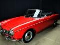 Fiat 1500 Cabriolet rossa - ClassicheAuto 2