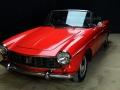 Fiat 1500 Cabriolet rossa - ClassicheAuto 6