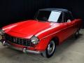 Fiat 1500 Cabriolet rossa - ClassicheAuto 8