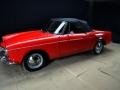 Fiat 1500 Cabriolet rossa - ClassicheAuto 9