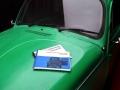 Maggiolone Cabrio 1.2 cc verde - ClassicheAuto 14