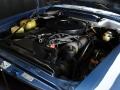 Mercedes 350 SL blu - ClassicheAuto 15
