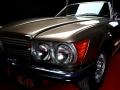 Mercedes 450 SL marroncina - ClassicheAuto 10