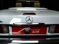 Mercedes 560 SL Bianca - ClassicheAuto 16