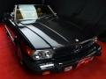 Mercedes 560 SL nero - ClassicheAuto 15