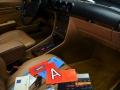 Mercedes 560 SL nero - ClassicheAuto 18