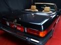 Mercedes 560 SL nero - ClassicheAuto 20