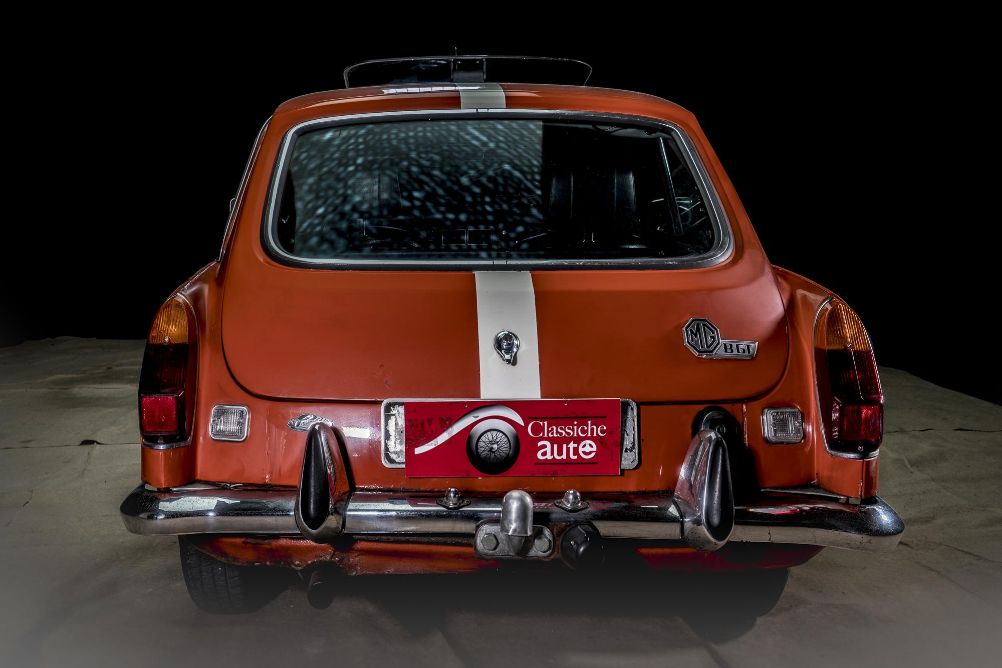MG B GT COUPE' ASI CLASSICHE AUTO (11)