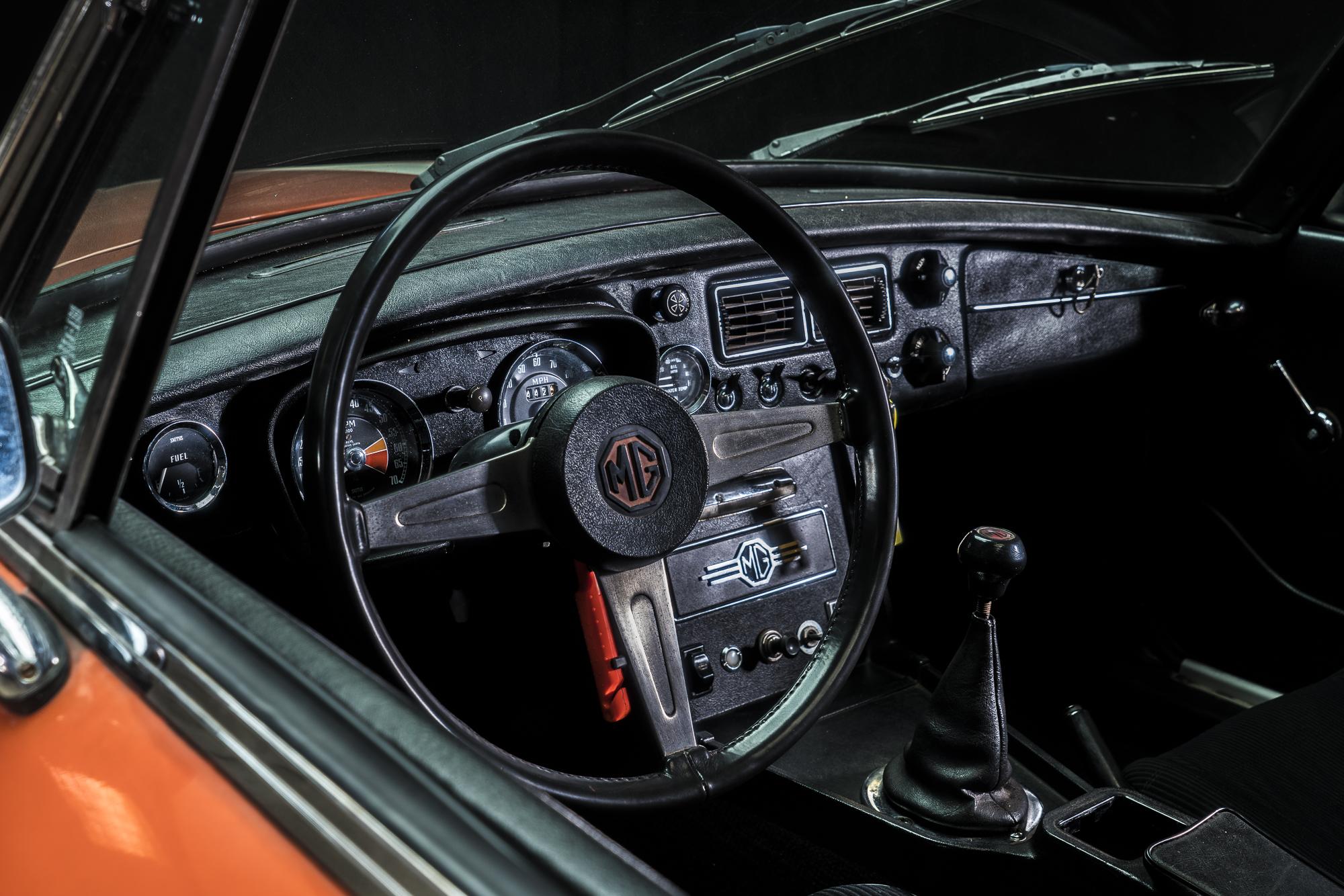MG B GT COUPE' ASI CLASSICHE AUTO (6)